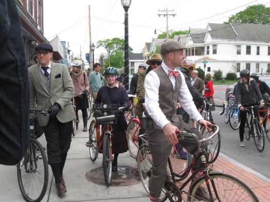 tweed ride 2012
